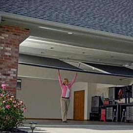 Garage Door Screen Systems